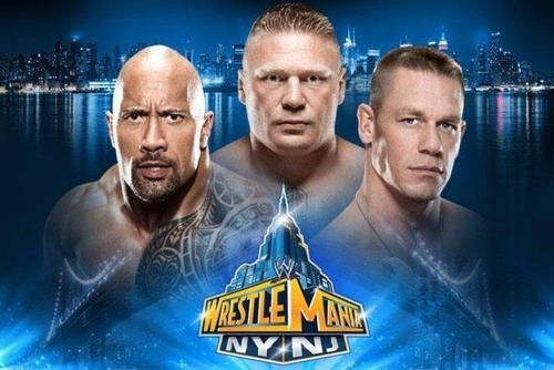 WWE Wrestlemania 29 FULL Results!