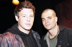 Glee Bromance: Mark Salling Shows His Love For Cory Monteith!