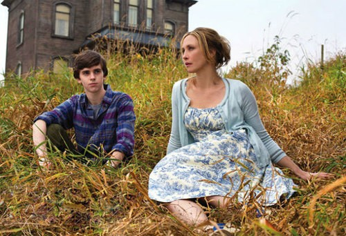 Bates Motel Picked Up For A Second Season!