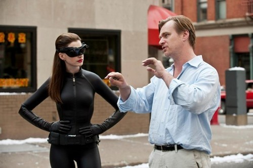 Anne Hathaway To Reunite With Christopher Nolan For Interstellar!