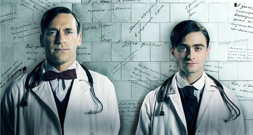 A Young Doctor's Notebook To Get A Second Installment?