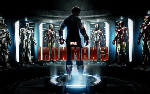 Iron Man Movie Marathon at AMC!
