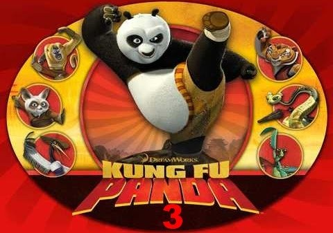Kung Fu Panda 3 To Make Its Way Into Theaters!