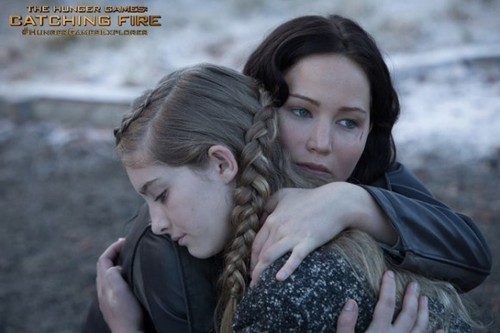 New Still From Catching Fire Released!
