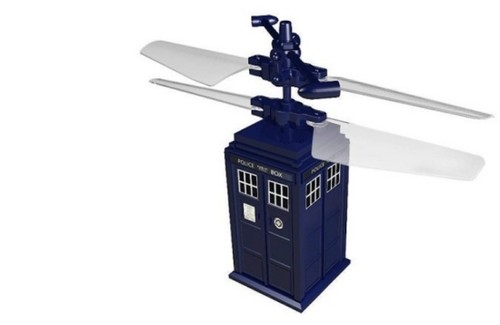 It's A Bird, It's A Plane, It's A TARDIS?!