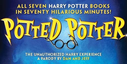 Potted Potter: An Unauthorised (Yet Enjoyable) Harry Experience!