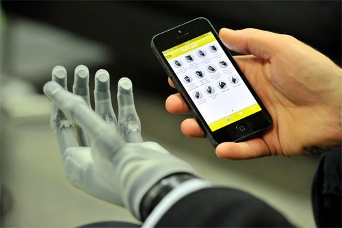 Medicine's Future Looks To iOS Apps Starting With  i-Limb!