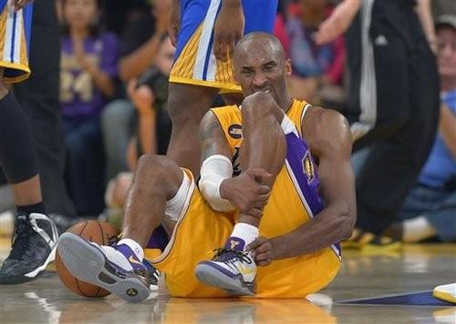 Kobe Bryant Suffers a Season Ending Injury!