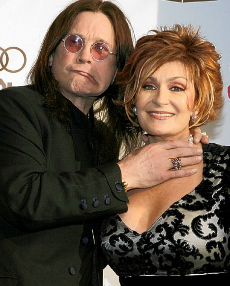 Ozzy and Sharon Osbourne Might Be Headed Towards Splitsville!