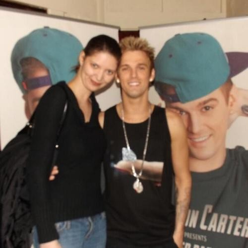 Aaron Carter Meets Up With Us and Shares Some News!