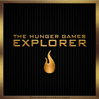 Hunger Games Explorer Launches THIS SUNDAY