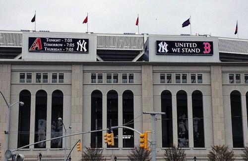 Yankees To Honor Boston Marathon Victims Tonight!