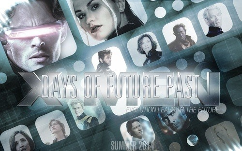 X-Men: Days of Future Past Starts Rolling With Its Production!