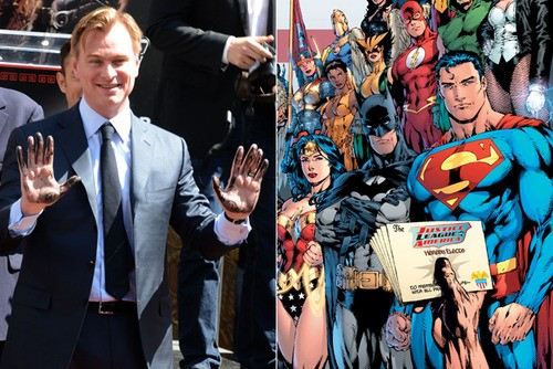 Christopher Nolan Is Out As Director For the Justice League!