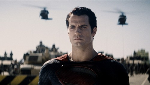 New Man Of Steel Trailer Hits The Web!