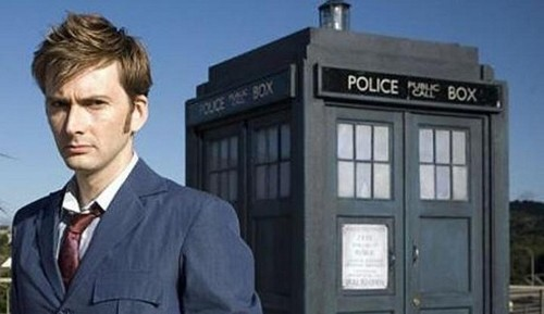 David Tennant Shares His Love For Doctor Who and All Things Whovian!
