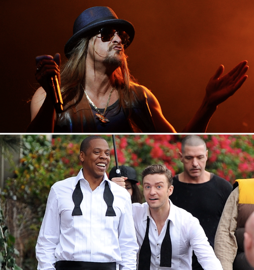 Kid Rock Slams Justin Timberlake And Jay-Z For Ticket Prices!