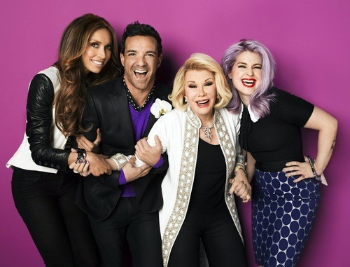 Fashion Police Writers Strike Against E! Network For Wages!