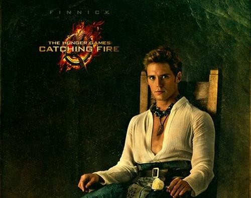 Catching Fire's Sam Clafin Injures Himself While Filming!