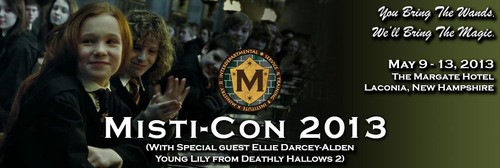 Get Ready Muggles:  Harry Potter Themed MISTI-Con Is Coming Soon!