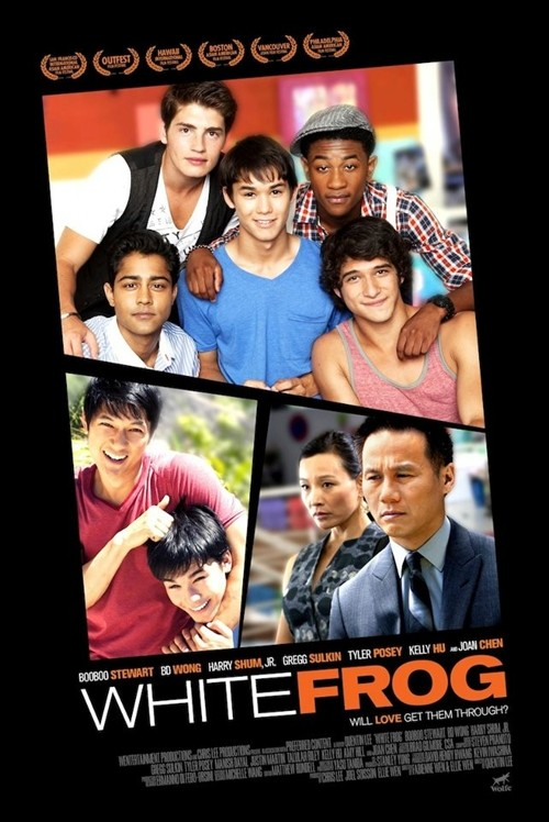 Harry Shum Jr. Film 'White Frog' Gets Release Date!