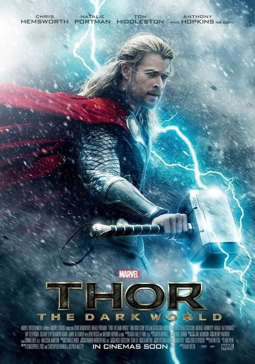 First Thor: The Dark World Poster Unveiled!