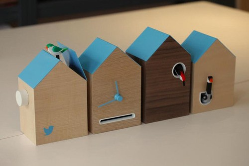 What the Flock? Twitter Comes Out With Its Own Clock!