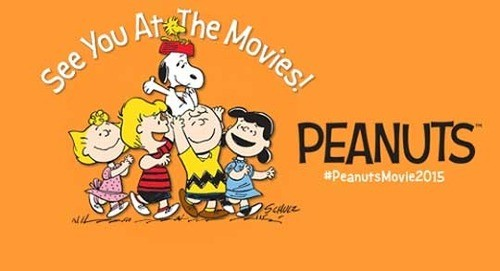 Charlie Brown Coming to Cinema Near You in 2015!