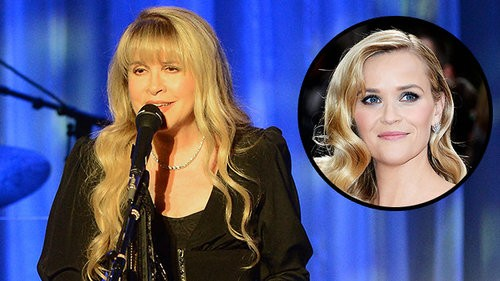 Stevie Nicks Says No To Reese Witherspoon Portraying Her!