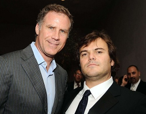 Jack Black And Will Ferrell To Play Tag On The Big Screen!