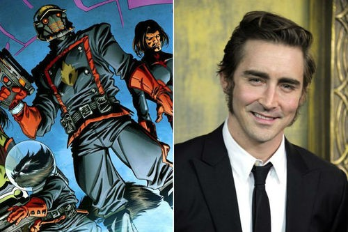 Marvel's Guardians Of The Galaxy Looks to Lee Pace As Its Villain!