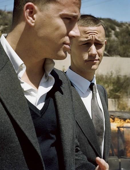 Joseph Gordon Levitt and Channing Tatum in Guys and Dolls?!
