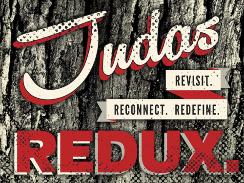 JUDAS REDUX NEW CAST MEMBERS JOIN! BACKERS STILL NEEDED!