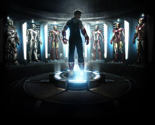 A Look At Iron Man 3!