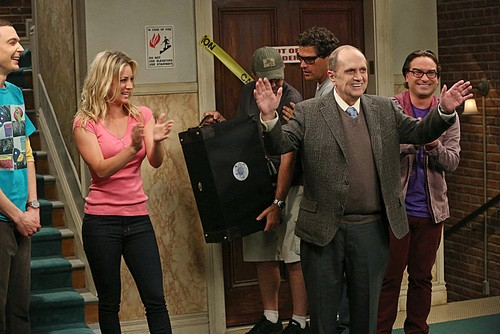 Bob Newhart Meets Sheldon In Latest Clip For The Big Bang Theory!