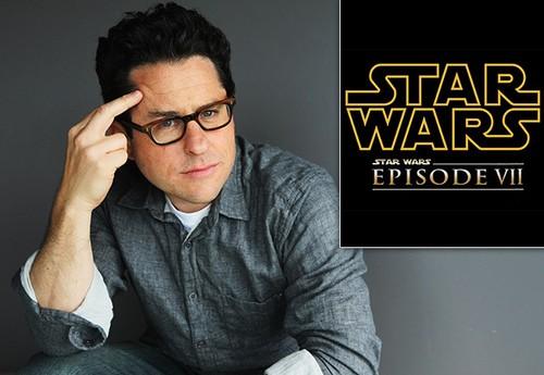 Star Wars' Newest Director J.J. Abrams Spills the Beans on Episode VII!