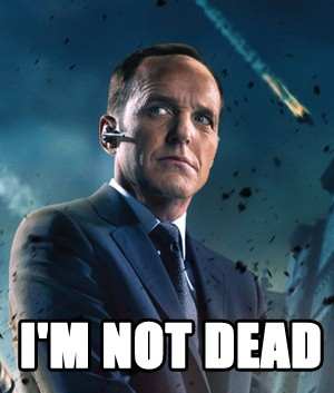 Agent Coulson Lives To See Another Day For New Series But How?!