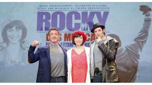Rocky The Musical To Hit The Great White Way!