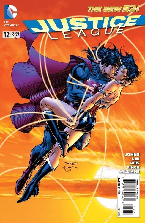 Superman and Wonder Woman Break Up?