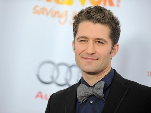 Matthew Morrison Collabs with Smokey Robinson!