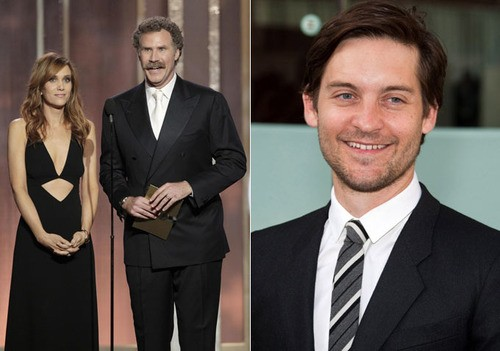 The Spoils Of Babylon Casts Will Ferrell, Kristen Wiig &Tobey Maguire!