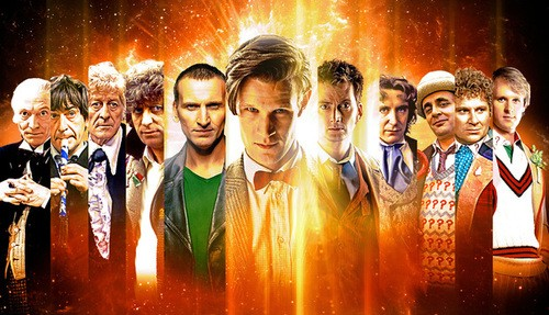 Doctor Who 50th Anniversary Shocker: Former Drs Not Invited!