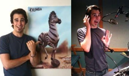The Cannes Film Festival To Show Off A Starkid's Work With Khumba!