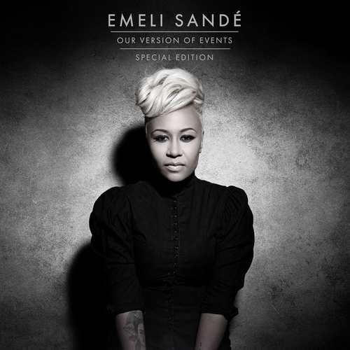 All Hail Queen Emeli! Singer Breaks Beatles' Held Record!