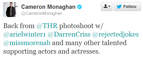 Cameron Monaghan Causes a Clash of the Fandom
