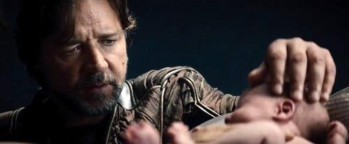 Russell Crowe seals Krypton's fate In Man of Steel!