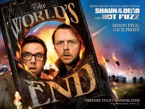 The World's End: Wright, Pegg, Frost, and Park are Doing Alright!