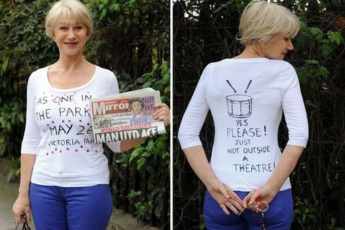 Dame Helen Mirren Shows Off Her Awesomeness With Rant!