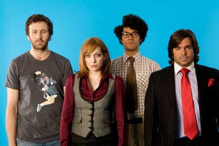 Chris O'Dowd and Company Set to Return In the IT Crowd!