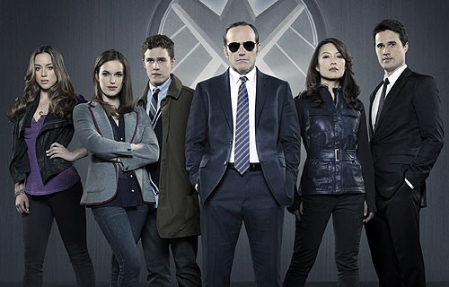 Marvel's The Agents of S.H.I.E.L.D. Trailer Debuts Tonight!